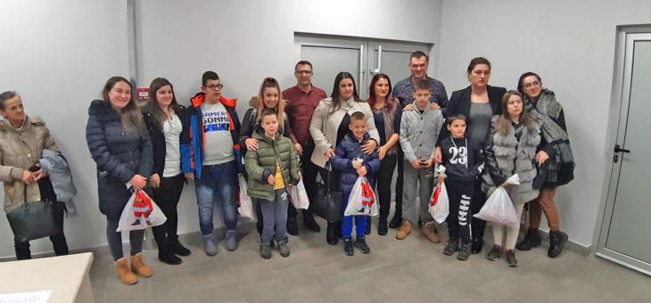 Podela novogodišnjih paketića u Prijepolju