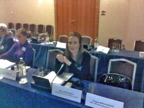 2012. 4th Western Balkans Civil Society Forum
