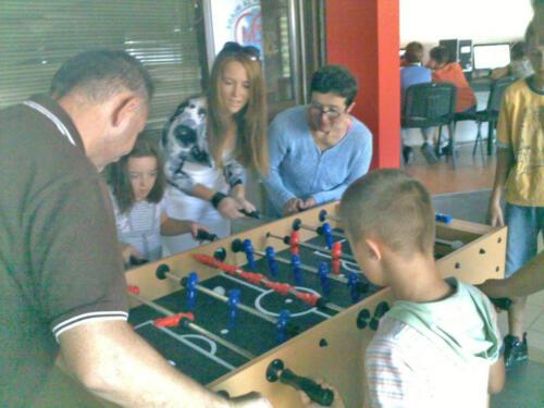 """2012. Dnevni centar """"Sunce"""" u Klubu za mlade"""