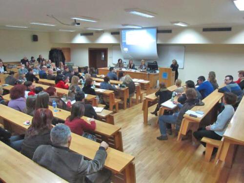 """2012. Konferencija """"Usluge u zajednici za decu sa smetnjama u razvoju"""""""