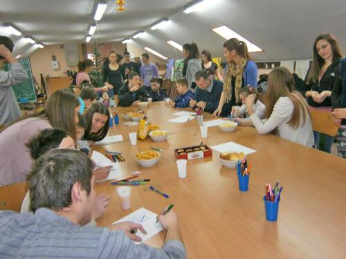 2012. Poseta Tehničkoj školi u Ivanjici