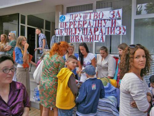 """2013. Društvo za CDP na """"Nušićijadi"""""""