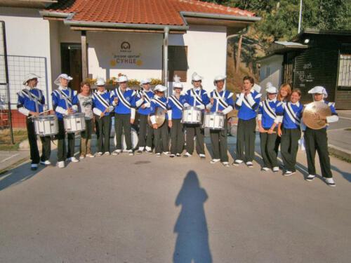 """2013. Perkusionisti u """"Suncu"""""""