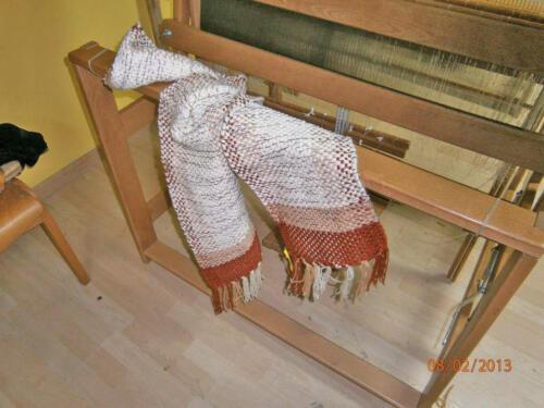 2013. Ručno tkani unikati